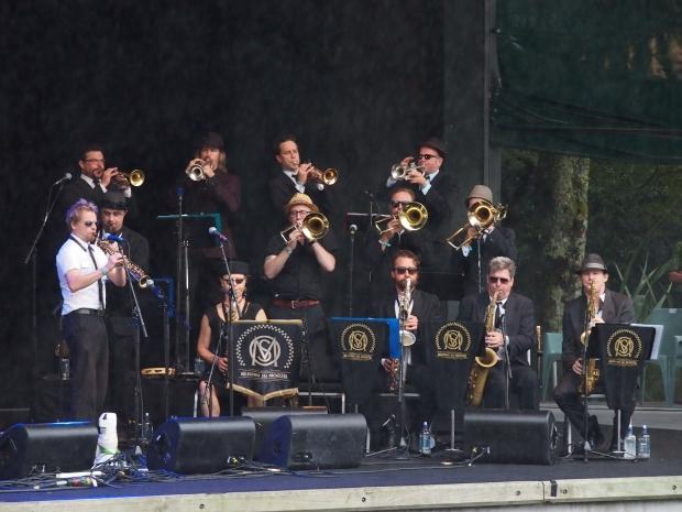 Melbourne Ska Orchestra - Bowl Stage